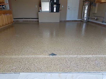Epoxy Flooring for Garage